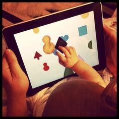 """I am writing an article on generation C: kids between the ages of 18 months and 5 years old """"Connected"""""""