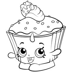 Free Shopkins Coloring Pages . 30 Free Shopkins Coloring Pages . Rainbow and Sun Coloring Pages Awesome Shopkins Printable Coloring Shopkins Colouring Book, Shopkin Coloring Pages, Cupcake Coloring Pages, Minion Coloring Pages, Online Coloring Pages, Free Coloring Sheets, Coloring Pages To Print, Printable Coloring Pages, Colouring Pages