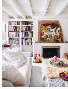 A SERENE AND BRIGHT HOME IN COBBLE HILL / A SERENE AND LUMINOUS HOUSE | from my window | Blog decoration |