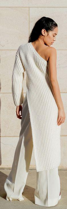 Asymetrical / Fashion Look By Aleali May