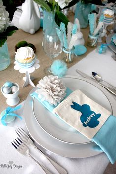 BellaGrey Designs: Easter Brunch Entertaining + New Party Suite Design
