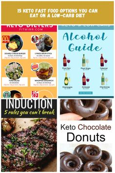 Keto fast food guide for low-carb dieters. Do you have to dine at fast food chains while on a low-carb ketogenic diet? No problem. Here are some keto friendly fast food options you can try without getting kicked out of ketosis.  #ketofastfood #ketofastfoodmenu #lowcarbfastfood #ketomcdonalds #ketostarbucks #ketosubway #ketokfc #fitwirr low carb diet 15 Keto Fast Food Options You Can Eat on a Low-Carb Diet