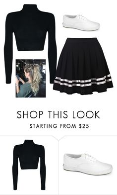 """Untitled #44"" by iamalyceparis on Polyvore featuring Keds"