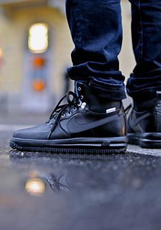 ac0a9933f0f22c Nike Air Force 1 Sneakerboot. The Best Men s Shoes ...
