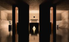 _Paradiso_ is the last intervention by architect Antonino Cardillo for the Off Club restaurant in Rome. Miami Art Deco, Space Frame, Stair Lighting, Royal College Of Art, Black Granite, Mondrian, Rome Italy, Roman Empire, E Design