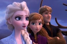 The Frozen 2 teaser trailer is here! Walt Disney Pictures and Walt Disney Animation Studios have released the first official Frozen 2 teas. Frozen Disney, Disney S, Disney Princess, Princess Anna, Dumbo Disney, Frozen Frozen, Disney Live, Frozen Theme, Jennifer Lee