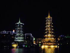 """Visite de Guilin, la région qui a inspiré le film """"Avatar"""""""