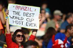 100 coisas incríveis que aconteceram no Brasil durante a Copa do Mundo 2014