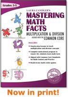 Corkboard Connections: Mastering Math Facts Webinar - Take Two!