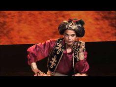 Rachid Badouri et Arthur - Sketch du Génie - YouTube