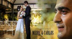 Meire e Carlos se casaram dia 16 de março. O vídeo é lindo, os votos do casamento foram perfeitos. Tudo com muito capricho.