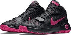 890b7e25b8f4 Nike KD TREY 5 III (GS) boys fashion-sneakers 768870-008 5Y - ANTHRACITE TOTAL  ORANGE TEAM ORANGE REFLECT SILVER