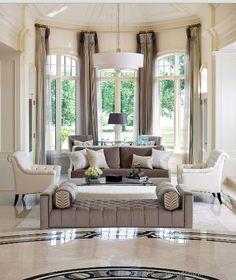 Starwoman1 39 s gorgeous living room scandinavian living for Annmarie ruta elegant interior designs