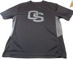$14.98/Oregon State Shirt Men's Under Armour Athletic Base Layer Black Size L…