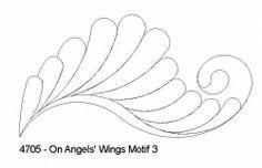 On Angels' Wings Motif 3