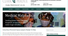 Office Law Firm Information : Clark, Perdue & List Ohio Asbestos Mesothelioma Lawyers