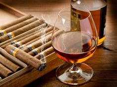 Cognac with a cigar, always. Especially for the traditionalists and purists. What else can you pair with a cigar? Find out on cigarclubindia.com