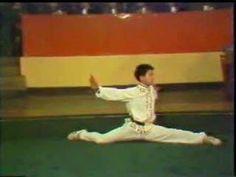 Jet Li 1978 — Changquan - YouTube