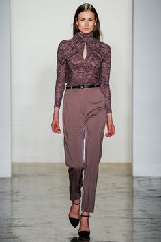 Costello Tagliapietra Fall 2014 Ready-to-Wear Collection Slideshow on Style.com