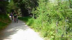 Ospizio Bernina - Colico in mountain bike