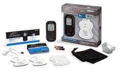 Shop Omron ElectroTHERAPY Max Power Relief TENS Unit Black/White at Best Buy. Find low everyday prices and buy online for delivery or in-store pick-up. Tens And Units, Drug Free, Tag Design, Physical Therapy, I Am Awesome, Cool Things To Buy, The Unit, Black And White, Popular