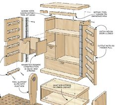 3 Important Woodworking Tips For Beginners - Tools And Tricks Club Easy Woodworking Projects, Woodworking Furniture, Woodworking Shop, Woodworking Plans, Woodworking Videos, Accessoires Dremel, Best Hand Tools, Woodsmith Plans, Dremel Wood Carving