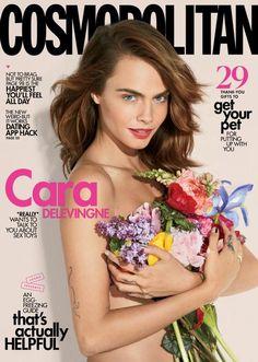 Claim Your Gift of a 2-Year Cosmopolitan Magazine Subscription! :: Cara Delevingne Style, App Hack, Six Month, Cosmopolitan Magazine, Social Trends, Olivia Culpo, Print Magazine, Celebrity Gossip, Supermodels