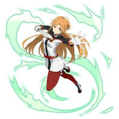 Asuna ~ Ordinal Scale