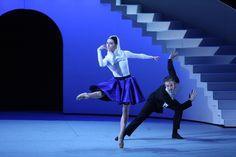 Olga Smirnova (Bianca) and Artemy Belyakov (Baptista) - The Taming of the Shrew (Bolshoi Ballet)
