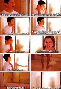 My obsession with one tree hill continues
