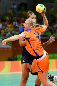 DAY 1: Women's Handball - Netherlands vs France