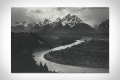 Minimalist Photography, Urban Photography, Color Photography, Amazing Photography, White Photography, Ansel Adams Photography, Wyoming, Most Famous Photographers, Grand Teton National Park