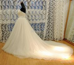 38054d6be16 Discount Sweetheart Neckline Feather Bodice Wedding Dresses A Line Bridal  Gown Crystal Beaded Waistband Layers Tulle Skirt COY250 Wedding Dress Outlet  ...