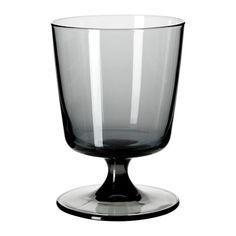 Glas från ikea 50 shades of grey – 50 gråa detaljer till köket - Sköna hem