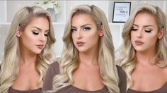 GRWM - Everyday Soft Glam Makeup & Loose Waves