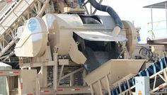 2008– RCC Horizontal Shaft Mixer Carol Hagan has the idea and The Vince Hagan Company designs a cost saving way to freight batch plants by designing complete concrete batch plants that fit inside ocean freight containers.