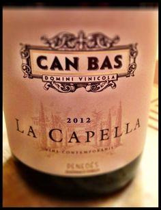 El Alma del Vino.: Pere Ventura Can Bas La Capella 2012.