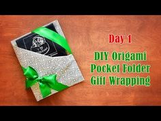 Day 1 of 12 Days Gift Wrapping Challenge! - YouTube