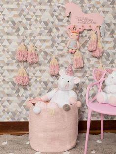 3626632cc132 Best Fuzzy Pom Pom Storage Basket Chill And Slay-50% Off-Free Shipping