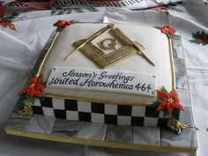 masonic cakes - Google Search