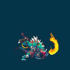 Pixel Art by gggfhfdh