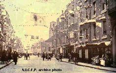 Marlborough Street, Dublin, Ireland 1932.