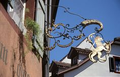Medieval shop signs - Swiss and Alsatian-4 | Flickr - Photo Sharing!