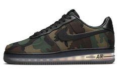 """Nike Air Force 1 Max Air VT """"Camo"""""""