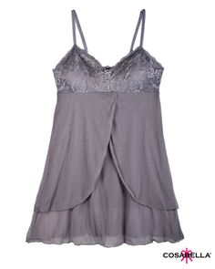 Lucky Babydoll - Add a chunky cardigan for a cozy look!