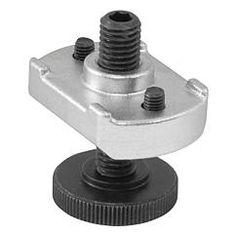 Prolongateur d'appui pour bride // Adjustable heel supports for clamp strap assembly // REF 04204