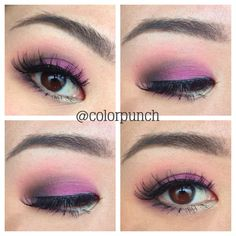 Colorful eyeshadow for brown eyes  Asian makeup, Asian eyeshadow, eyeshadow, makeup, makeup ideas