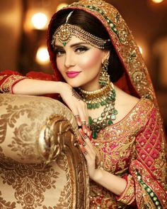 Armeena Khan Looking Gorgeous in Bridal Photoshoot For #Yalghaar! ❤ Wearing by #AsianBridalWear Hair and Makeup by #MariamKhawajaSalon Jewelry by #GoldbyReamaMalik Photography by #DeeveesOfficial #Beautiful #ElegantStyle #LuxuryFashion #ArmeenaKhan #BridalPhotoshoot #Yalghaar #PakistaniCouture #PakistaniFashion #PakistaniActresses #PakistaniCelebrities ✨