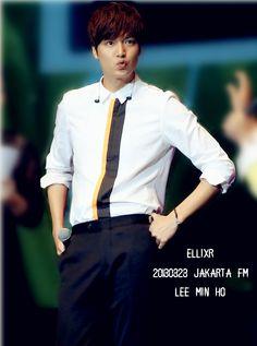 [Photo] Lee Min Ho – HD photos of 130323 Jakarta Fanmeeting | ♥♥Love Minsun♥♥