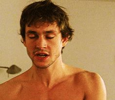#SaveHannibal so we can have more shirtless Hugh Dancy!